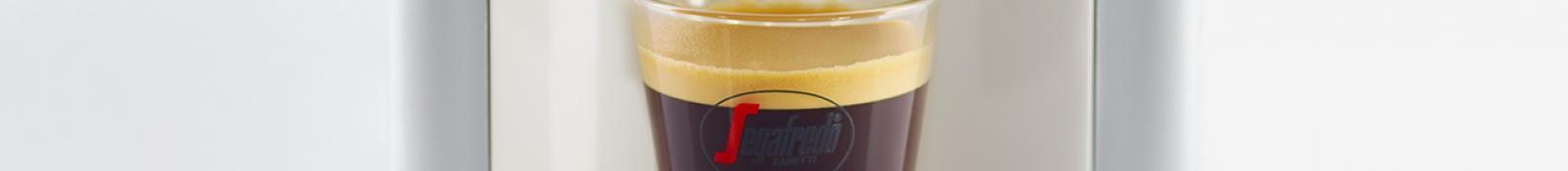 Retrouvez le goût de « l'espresso » avec une machine expresso Segafredo