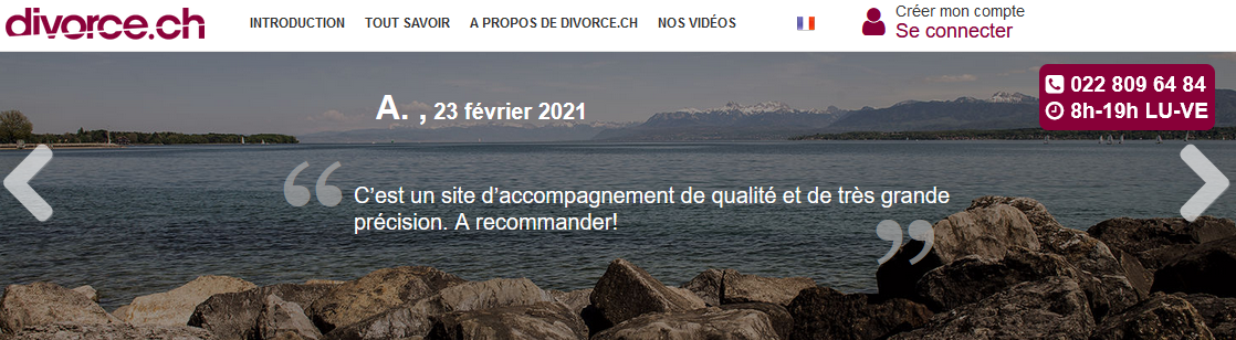 Quel coût pour un divorce suisse ? Toutes les réponses sont sur divorce.ch